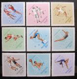 Poštovní známky Maďarsko 1965 Univerziáda Mi# 2153-61