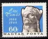 Poštovní známka Maďarsko 1966 Tamás Esze Mi# 2279