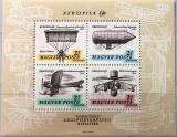 Poštovní známky Maďarsko 1967 Výstava AEROFILA Mi# Block 57