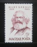 Poštovní známka Maďarsko 1968 Karel Marx Mi# 2406