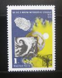 Poštovní známka Maďarsko 1970 Meteorologické služby Mi# 2580