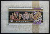 Poštovní známka Maďarsko 1972 Rytíři Mi# Block 92