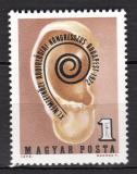 Poštovní známka Maďarsko 1972 Kongres audiologie Mi# 2811