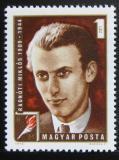 Poštovní známka Maďarsko 1972 Miklós Radnóti, básník Mi# 2816
