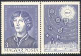 Poštovní známky Maďarsko 1973 Mikoláš Kopernik Mi# 2845