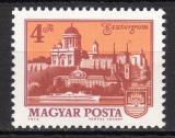 Poštovní známka Maďarsko 1973 Esztergom Mi# 2897
