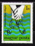Poštovní známka Maďarsko 1977 Boj s revmatismem Mi# 3238