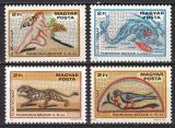 Poštovní známky Maďarsko 1978 Mozaiky Mi# 3310-13