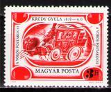 Poštovní známka Maďarsko 1978 Dostavník Mi# 3318