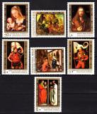 Poštovní známky Maďarsko 1979 Umění, Dürer Mi# 3326-32