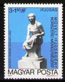 Poštovní známka Maďarsko 1979 Socha, Kovács Mi# 3340
