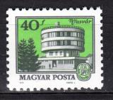 Poštovní známka Maďarsko 1979 Rotunda, Vasvár Mi# 3371