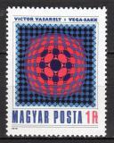 Poštovní známka Maďarsko 1979 Umění, Vasarely Mi# 3382