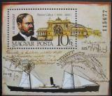Poštovní známka Maďarsko 1988 Den známek Mi# Block 200