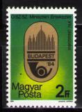 Poštovní známka Maďarsko 1984 Poštovní konference Mi# 3693