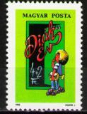 Poštovní známka Maďarsko 1983 Školák Mi# 3598