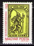 Poštovní známka Maďarsko 1982 Tiskárna Kner Mi# 3574