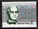Poštovní známka Maďarsko 1981 Alexander Fleming Mi# 3504