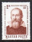Poštovní známka Maďarsko 1964 Galileo Galilei Mi# 2023