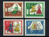 Poštovní známky Západní Berlín 1965 Popelka Mi# 266-69