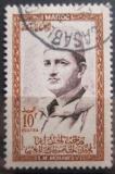 Poštovní známka Maroko 1956 Sultan Mohammed V Mi# 409