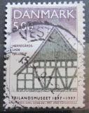 Poštovní známka Dánsko 1997 Architektura Mi# 1148