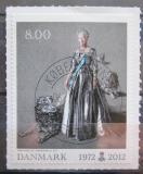 Poštovní známka Dánsko 2012 Královna Margrethe II. Mi# 1692