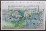 Poštovní známky Německo 1998 NP Saské Švýcarsko Mi# Block 44