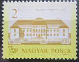 Poštovní známka Maďarsko 1986 Zámek rodiny Forgách Mi# 3854 A
