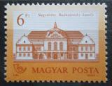 Poštovní známka Maďarsko 1986 Zámek rodiny Rudnyánszky Mi# 3858 A