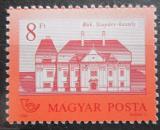 Poštovní známka Maďarsko 1986 Zámek rodiny Szapáry Mi# 3859 A