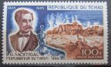 Poštovní známka Čad 1969 Gustav Nachtigal Mi# 221