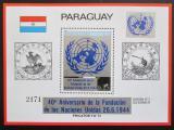 Poštovní známka Paraguay 1981 Výročí OSN VELKÁ RARITA - JEN 3800 EMISÍ