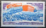 Poštovní známka Francouzská Antarktida 1980 Průzkum Antarktidy Mi# 154