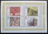Poštovní známky Bulharsko 1986 Umění Mi# Block 169