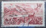 Poštovní známka Sársko 1951 Továrna Mi# 285