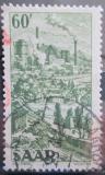 Poštovní známka Sársko 1951 Továrna Mi# 287