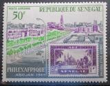 Poštovní známka Senegal 1969 Výstava PHILEXAFRIQUE Mi# 394