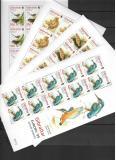 Poštovní známky Gibraltar 1999 Evropa CEPT, Fauna Mi# 852-55 Kat 80€
