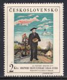 Poštovní známka Československo 1967 Umění, Rousseau Mi# 1718 Po# 1624