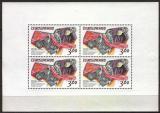 Poštovní známky Československo 1973 Průzkum vesmíru Mi# 2136 II Po# 2024 PL
