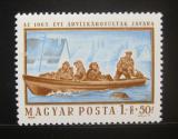 Poštovní známka Maďarsko 1965 Povodně Mi# 2151