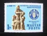 Poštovní známka Maďarsko 1970 Kongres UNFAO Mi# 2615