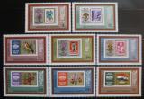 Poštovní známky Maďarsko 1973 Výstava IBRA Mi# 2865-72