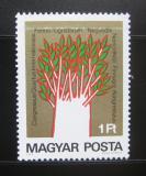 Poštovní známka Maďarsko 1975 Ugrofinský kongres Mi# 3058