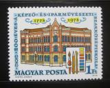 Poštovní známka Maďarsko 1978 Škola umění Mi# 3272