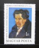 Poštovní známka Maďarsko 1979 Umění, Ripple-Ronai Mi# 3354