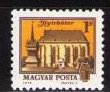 Poštovní známka Maďarsko 1979 Nyírbátor Mi# 3339