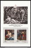 Poštovní známky Československo 1988 Umění Mi# Block 89 Po# 2861-62 A