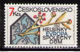 Poštovní známka Československo 1990 Společná Evropa Mi# 3053 Po# 2945